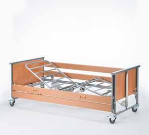 łóżko Etude Medley