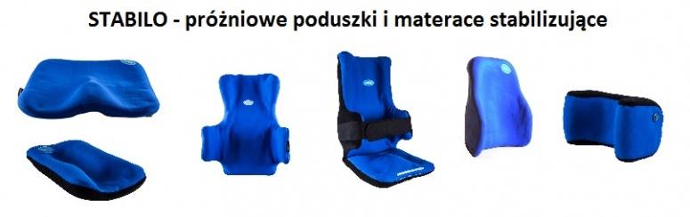 STABILO próżniowe poduszki i materace