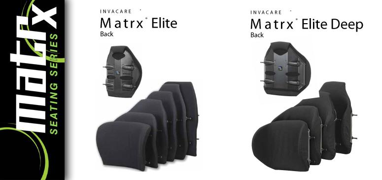 MATRX Elite Back