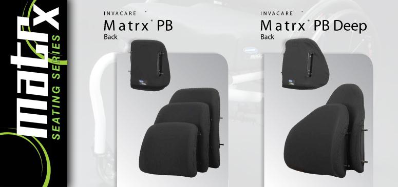 MATRX PB Back