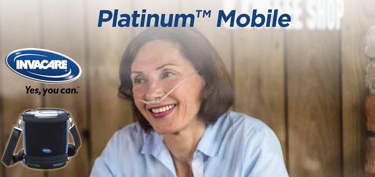 Invacare Platinum Mobile
