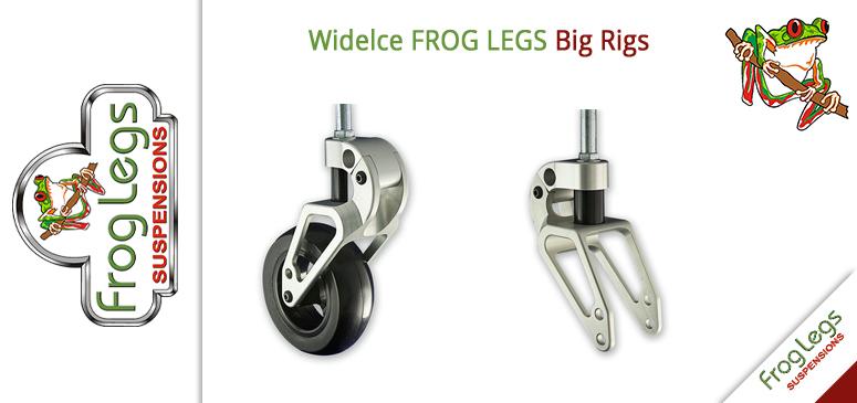 FROG LEGS Big Rigs