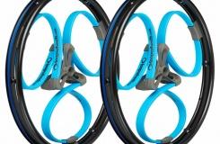 LOOPWHEELS niebieski