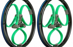 LOOPWHEELS zielony