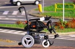 Wózek inwalidzki elektryczny Invacare Fox