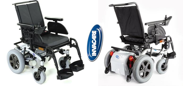 Wózek inwalidzki elektryczny Invacare Stream