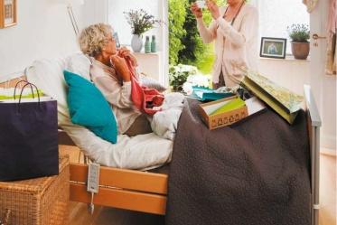 Łóżka rehabilitacyjne i materace przeciwodleżynowe
