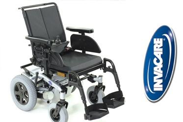 INVACARE wózki i skutery elektryczne
